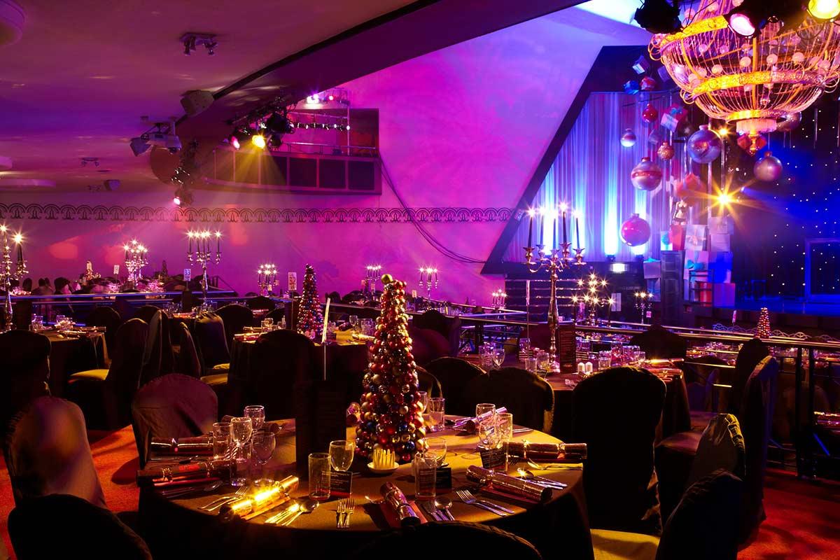 Festive & Fabulous - Leicester 2012